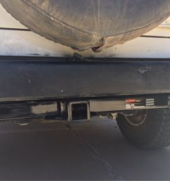 curt trailer hitch receiver custom fit class iii 2 curt trailer hitch 13408 [ 1000 x 1000 Pixel ]