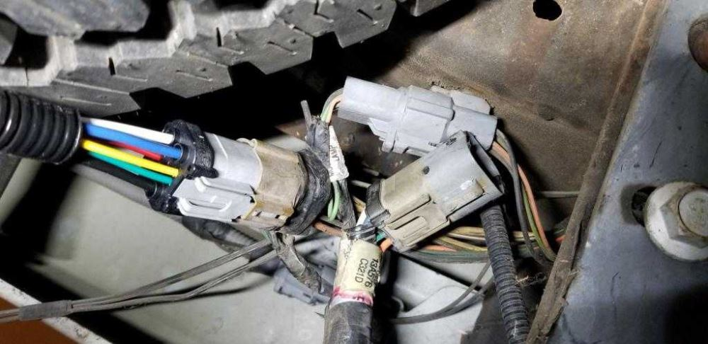 1999 F550 Super Duty Trailer Wiring