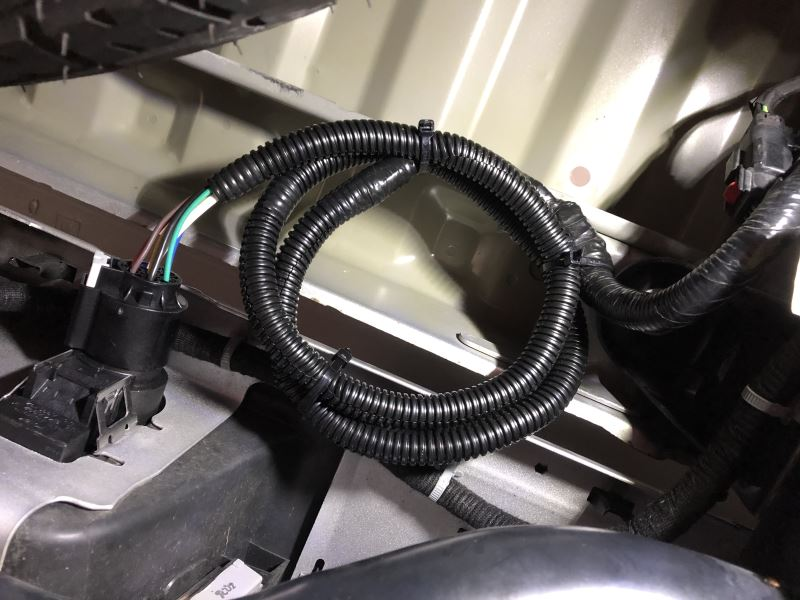 2015 Honda Pilot Curt Tconnector Vehicle Wiring Harness For Factory