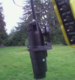 pollak 9 pole round pin trailer socket vehicle end pollak wiring pk12907 [ 1000 x 800 Pixel ]
