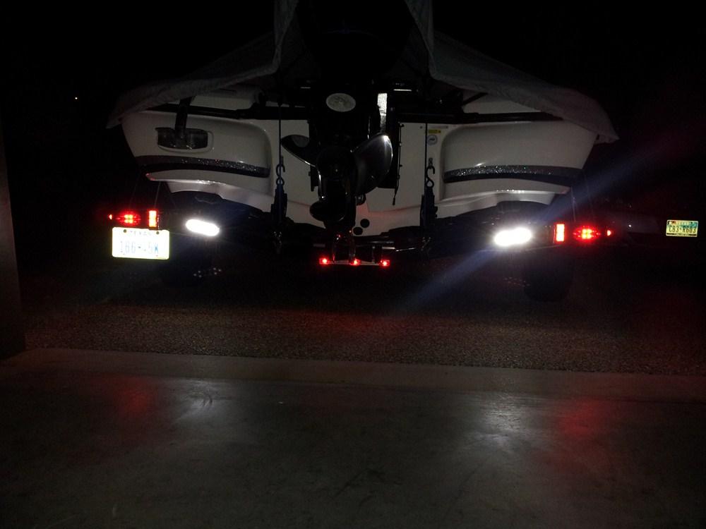 Clear Led Trailer Lights