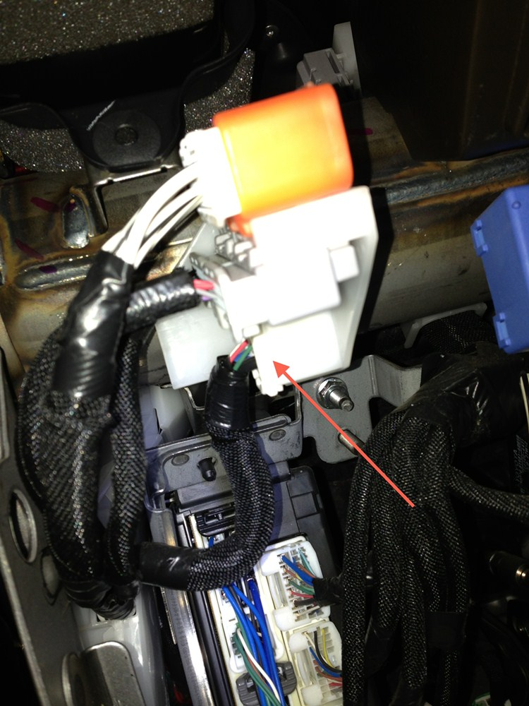 In Wiring Adapter For Electric Brake Controllers Toyota And Lexus