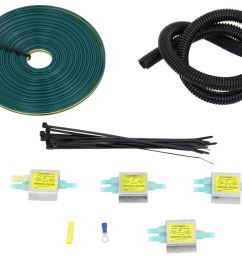 roadmaster universal hy power diode wiring kit roadmaster tow bar wiring rm 152 [ 1000 x 816 Pixel ]