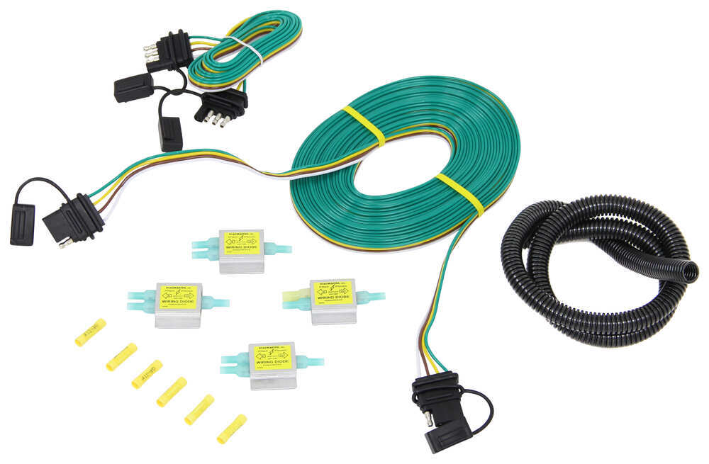 Universal Hypower Diode Wiring Kit Roadmaster Tow Bar Wiring Rm154