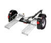 Roadmaster Tow Dolly with Self-Steering Wheels and