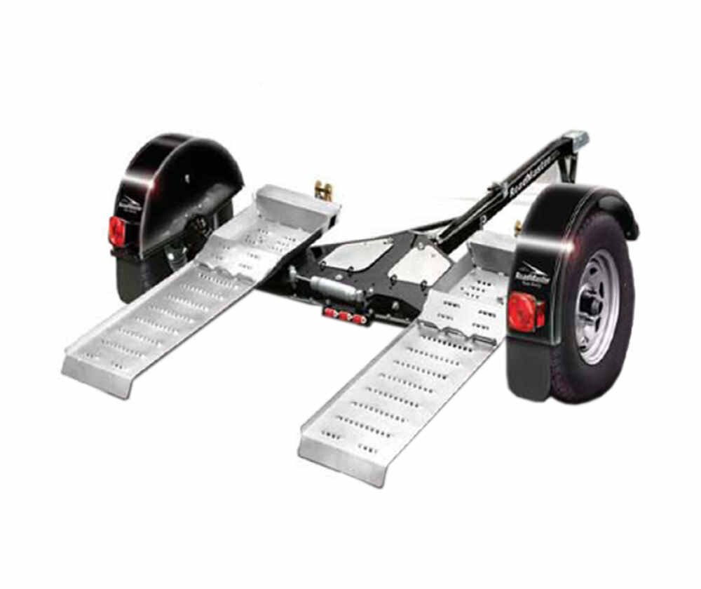 medium resolution of roadmaster tow dolly with self steering wheels and electric brakes 4 380 lbs roadmaster trailers rm 2000 1