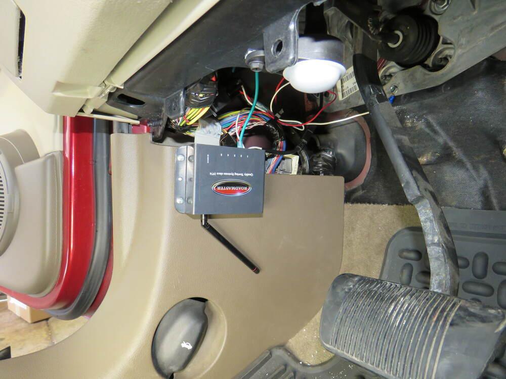 Switch Kit Jeep Liberty Roadmaster Tow Bar Braking Systems Rm751430
