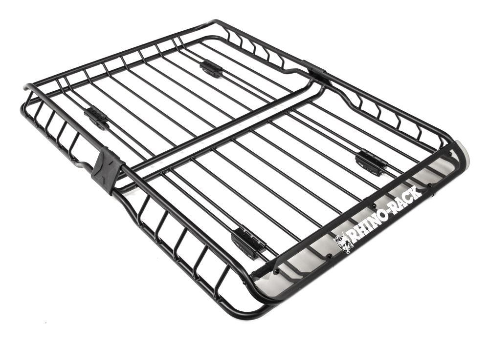 2015 Toyota 4Runner Rhino-Rack Roof Mounted Steel Cargo