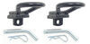 Pro Series 25K Gooseneck Plate for Fifth Wheel Rails by