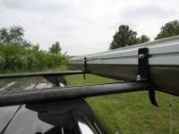 Rhino-Rack Sunseeker II Roll-Out Awning - Roof Rack Mount ...