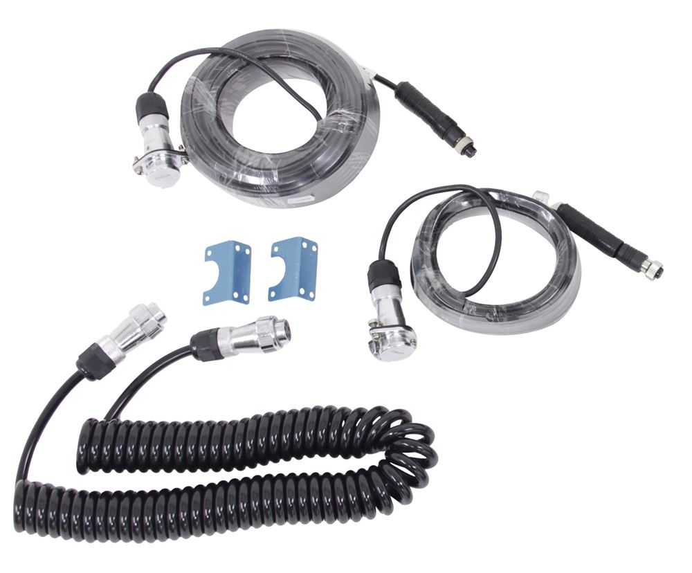 Rear View Safety Trailer Tow Quick Connect Kit For Backup