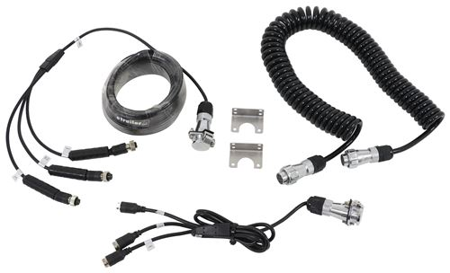 Rear View Safety Trailer Tow Quick Connect/Disconnect Kit