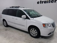 2015 Chrysler Town And Country Upright Roof Bike Carrier