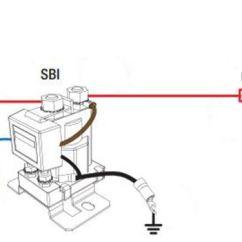 Redarc Bcdc Charger Wiring Diagram Ez Loader Trailer Smart Start Battery Isolator 12 Volt 100 Amp Chargers 331 Sbi12