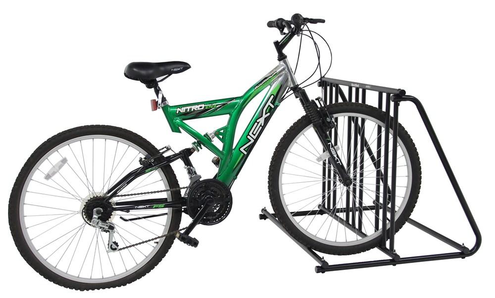 Trailer Storage: Bike Trailer Storage