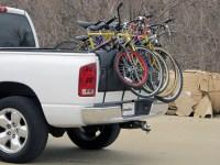 Softride Shuttle Pad Tailgate Bike Carrier for Full-Size ...