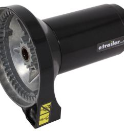 superwinch replacement motor and gear housing assembly x series electrical components sw90 32425 [ 1000 x 848 Pixel ]