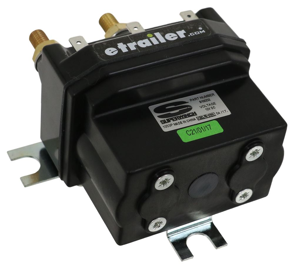 medium resolution of replacement solenoid for superwinch talon 9 5 and 12 5 winches superwinch accessories and parts sws100232