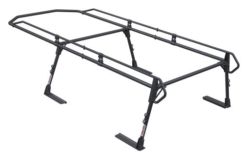 TracRac Universal Steel Rac Truck Bed Ladder Rack w/ Over
