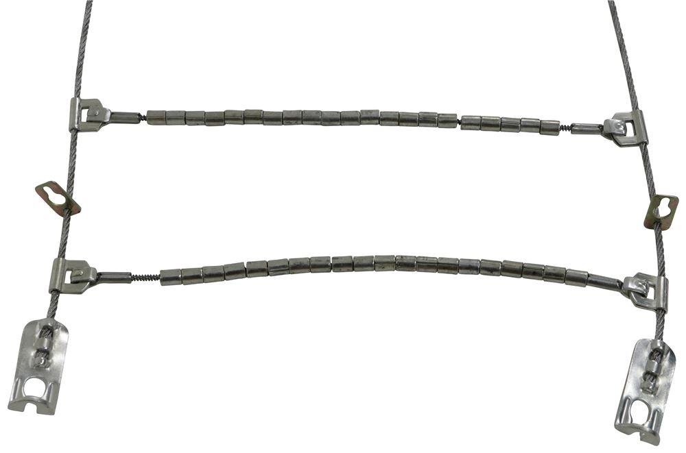 2013 Ford Explorer Titan Chain Cable Snow Tire Chains