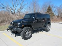 Thule Roof Rack for 2013 Jeep Wrangler Unlimited ...