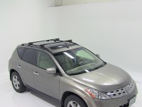 Thule Roof Rack for Nissan Murano, 2007 | etrailer.com