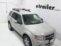 Thule Roof Rack for 2010 Ford Escape   etrailer.com