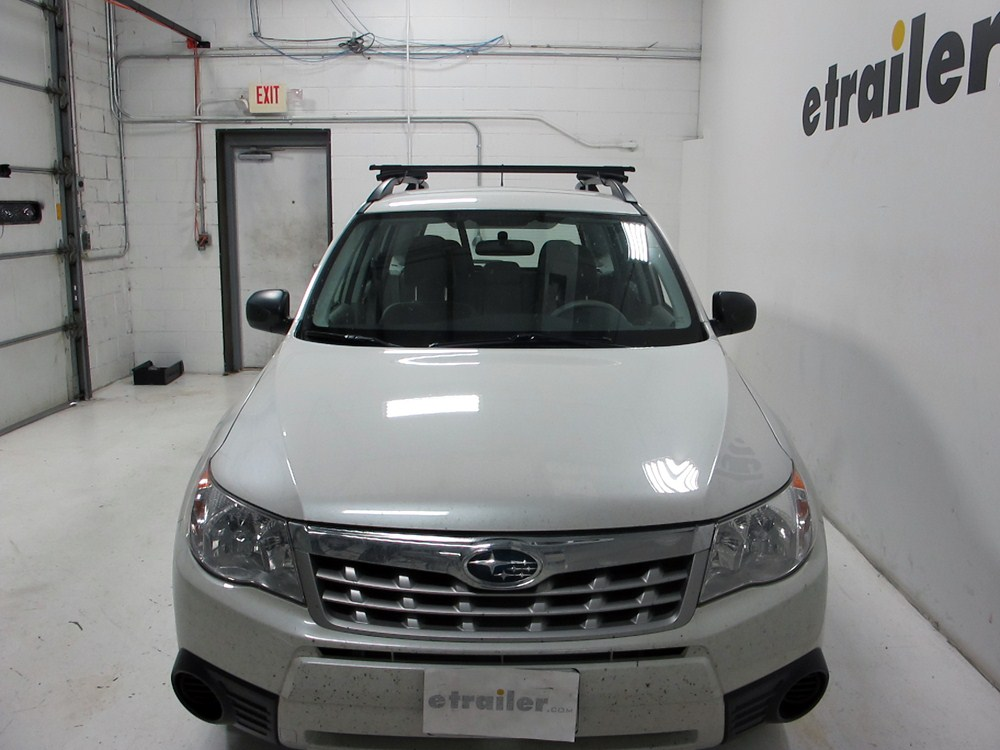 Thule Roof Rack for 2013 Subaru Forester