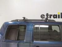 Thule Roof Rack for 2013 Honda Pilot | etrailer.com