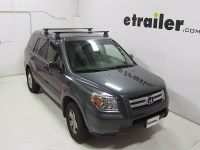 Thule Roof Rack for 2008 Pilot by Honda | etrailer.com