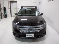 Thule Roof Rack for Ford Fusion, 2011   etrailer.com