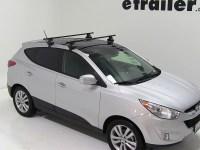 Hyundai Tucson Thule Traverse Roof