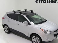 Hyundai Tucson Thule Traverse Roof-Rack Foot Pack