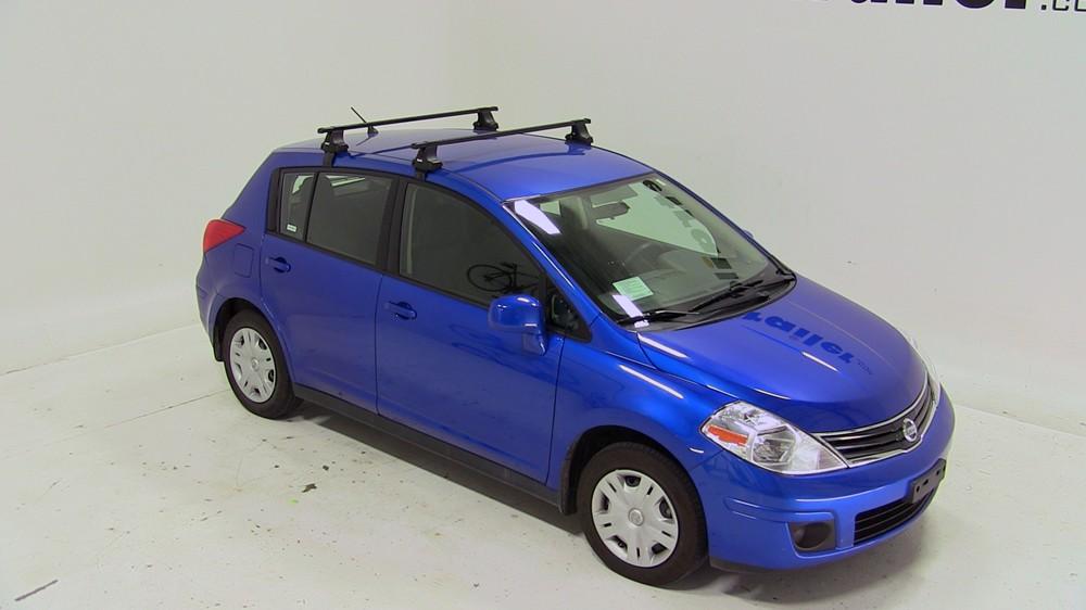 Thule Roof Rack for Nissan Versa, 2014