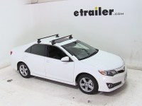 Thule Roof Rack for 2012 Camry by Toyota | etrailer.com