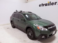 1999 Subaru Outback Wagon Thule Sprint XT Roof Bike Rack