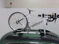 1999 Subaru Outback Wagon Thule Sprint XT Roof Bike Rack