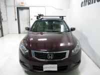 2013 Honda Accord Thule Big Mouth Roof Mounted Bike Rack ...