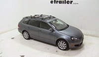 Thule Roof Rack for Subaru Outback Wagon, 2014