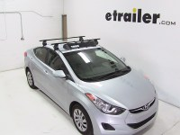 0 Hyundai Elantra Accessories and Parts - Thule