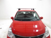 Thule Roof Rack for 2012 Versa by Nissan | etrailer.com