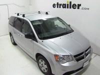 Thule Roof Rack for 2013 Dodge Grand Caravan | etrailer.com