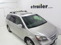 Thule Roof Rack for 2006 Dodge Grand Caravan | etrailer.com