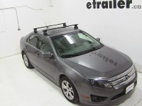 Roof Rack for 2013 ford fusion | etrailer.com