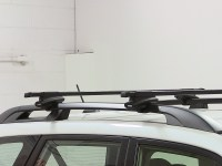 2013 Subaru Forester Thule Square Load Bars - Steel - 50 ...