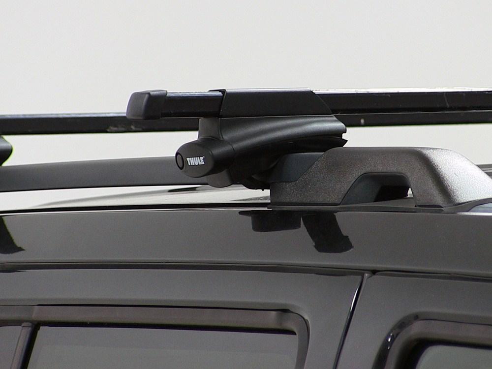 Thule Roof Rack For 2010 Jeep Liberty Etrailercom