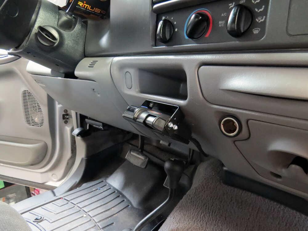 Troubleshooting Tekonsha Primus Iq Brake Controller Tk90160 In 2004