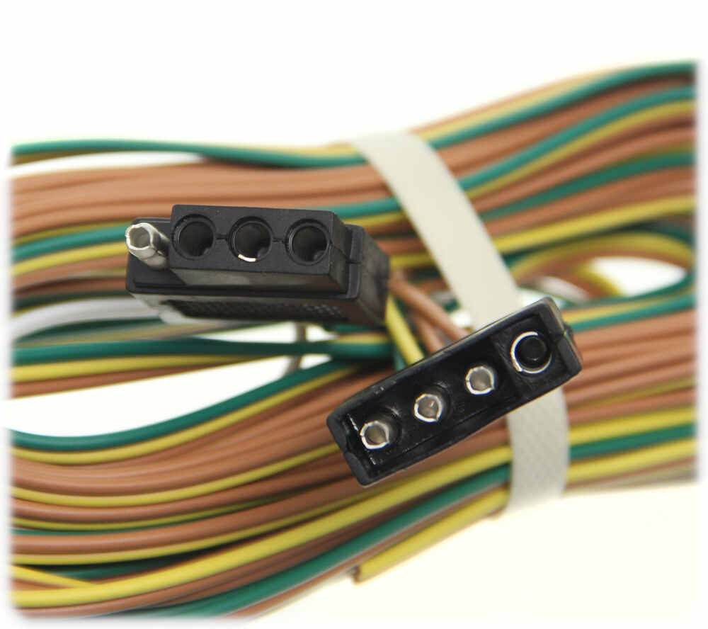 medium resolution of submersible under 80 trailer light kit with 25 wiring harness optronics trailer lights tl5rk