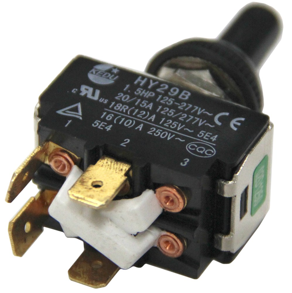 hight resolution of replacement toggle on off motor switch for ultra fab powered jacks ultra fab products accessories and parts uf38 75 1037