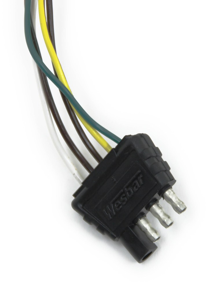 Trailer Wiring 4 Wire Flat